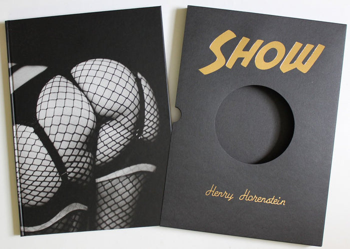 Show Henry Horenstein Book the print center peep show drag queens stripping