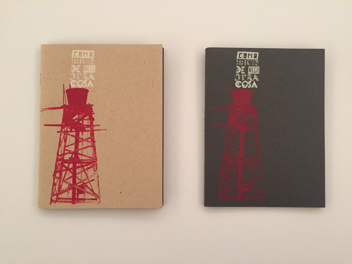 Como Hacer De Algo Otra Cosa Kayrock Screenprinting book the print center water towers black red and brown