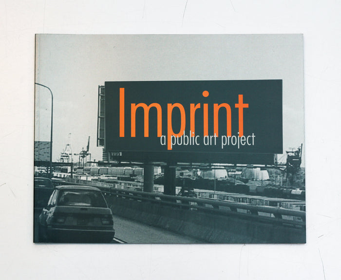 Imprint: A Public Art Project The Print Center Dotty Attie John Coplans Susan Fenton Kerry James Marshall Virgil Marti and James Mills Public art community eco-friendly made in Philadelphia book
