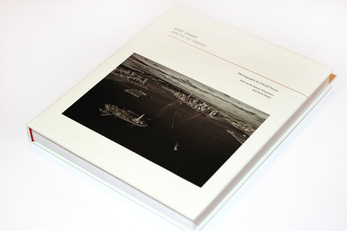 East Coast Arctic to Tropic book david Freese the print center photography of america landscape  expansive North American environment and explains the effects and risks of global warming to the populations of Canada and the United States