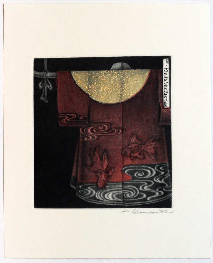 Song of the Moon (Ex Libris)