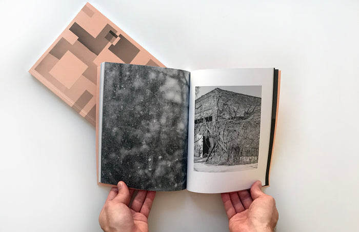 Everybody Wants Somewhere Jacob Koestler Book photography artist book the print center