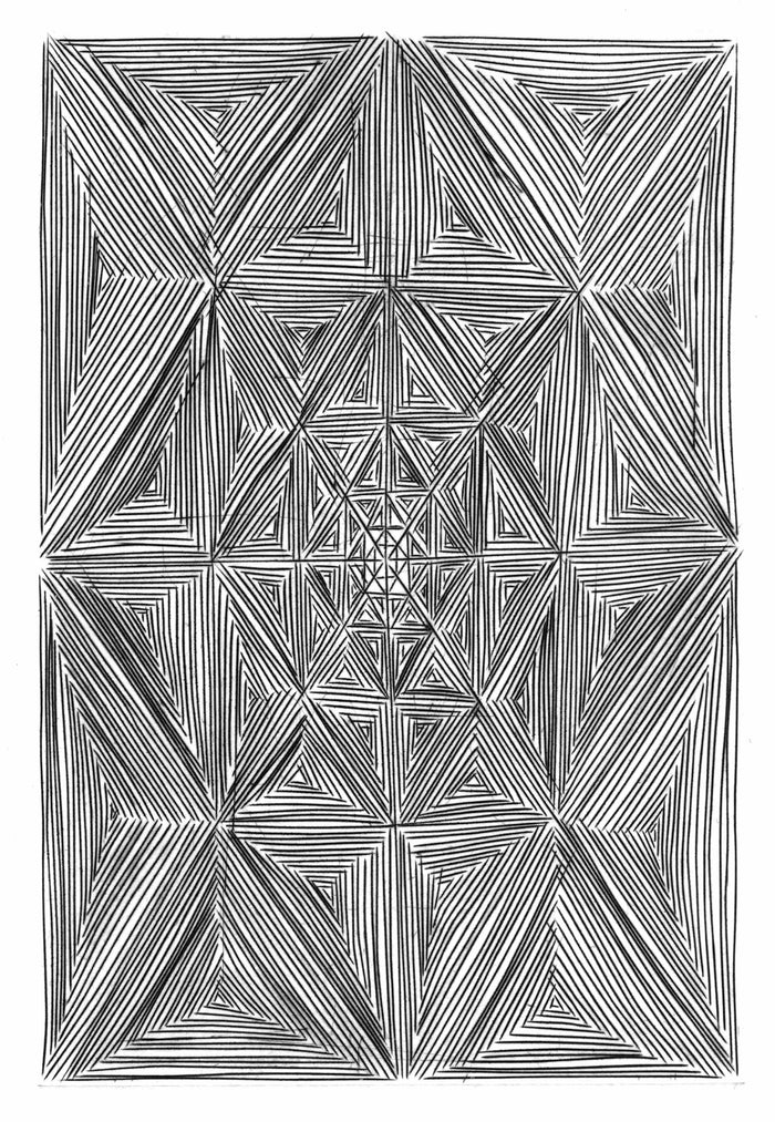 Coffered Rectangle