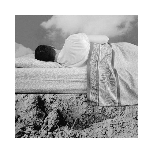 Bed toned Gelatin Silver Print Keith Sharp Surrealism Bed Photography The Print Center