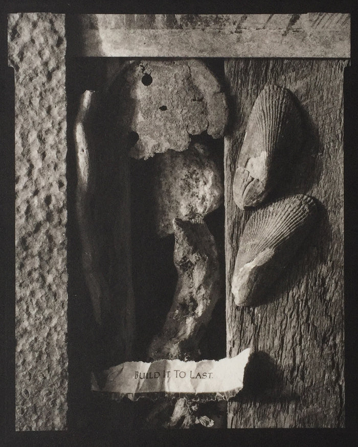 Savannah Still Life Paul Rider Platinum Palladium Print made in Philadelphia