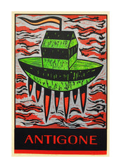 The Big Adventure w/ Spikes & Green Boat (Antigone)