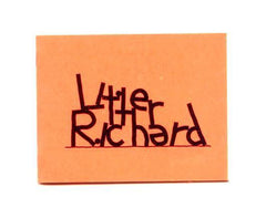 Litter Richard