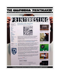 The California Printmaker