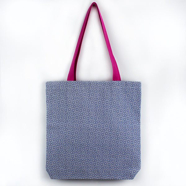 Security Fuchsia Tote Bag Kayrock screenprinting gifts at the print center
