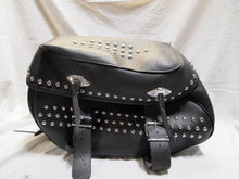 Softail Heritage Studded Leather Saddlebags - Used-Harley-Davidson-Parts