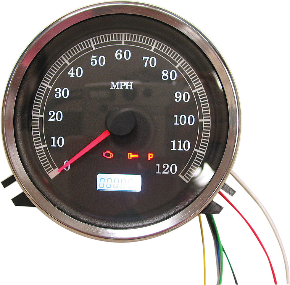 ELECTRONIC SPEEDOMETER - Used-Harley-Davidson-Parts