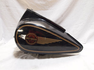Electra Glide Ultra Classic Fuel Tank-Black - Used-Harley-Davidson-Parts