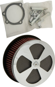 ROUND AIR CLEANER HP - Used-Harley-Davidson-Parts