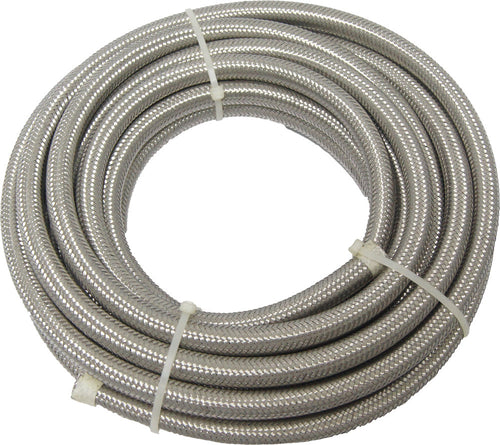STAINLESS STEEL BRAIDED HOSE - Used-Harley-Davidson-Parts