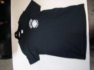 Latus Motors Slim Fit Short Sleeve Tee- Black( Extra Large) - Used-Harley-Davidson-Parts
