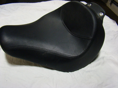 Seat- Solo FLSTF - Used-Harley-Davidson-Parts
