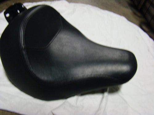 Seat- Solo Fat Boy 12-Later - Used-Harley-Davidson-Parts