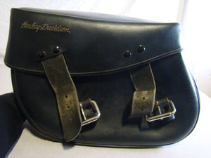 Harley Davidson Softail Single Saddlebag - Used-Harley-Davidson-Parts