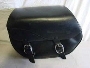 Softail Single Saddlebag w/ Quick Release - Used-Harley-Davidson-Parts