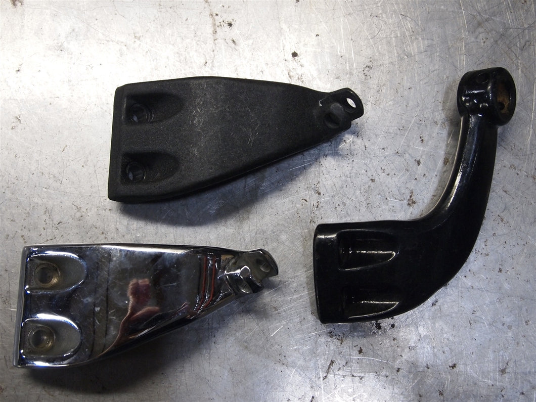 Peg and Pedal Mounts - Used-Harley-Davidson-Parts