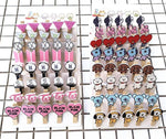BTS / BT21 / BLACKPINK / TWICE / EXO / GOT7 / SEVENTEEN Cute Wooden Clips