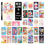 BTS BT21 Cute Collective PVC Lomo Cards 30pcs/set