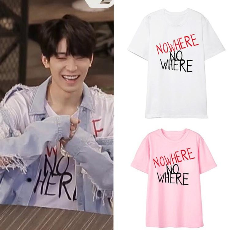 Seventeen Nowhere Nowhere Short Sleeve T-shirt
