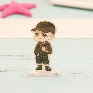 GOT7 Cartoon-Inspired Full Body Members Model Acrylic Stand  544487611311#3493167999119