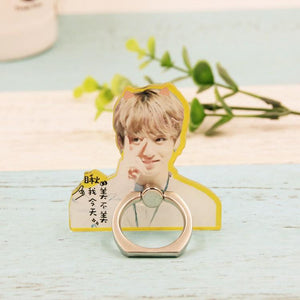 BTS Cute JungKook and J-Hope Mobile Phone Ring w/ Multiple Designs 551183136287#3366973273231