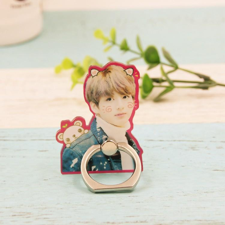 BTS Cute JungKook and J-Hope Mobile Phone Ring w/ Multiple Designs 551183136287#3366973273230
