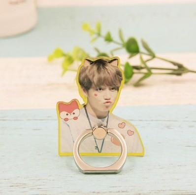 BTS Cute JungKook and J-Hope Mobile Phone Ring w/ Multiple Designs 551183136287#3366973273234