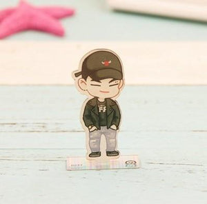 GOT7 Cartoon-Inspired Full Body Members Model Acrylic Stand  544487611311#3493167999120