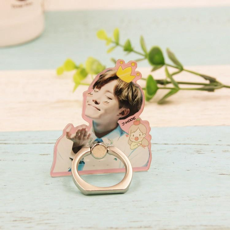 BTS Cute JungKook and J-Hope Mobile Phone Ring w/ Multiple Designs 551183136287#3366973273237
