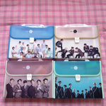 EXO A4 Multi-Layered College Student File w/ Multiple Designs