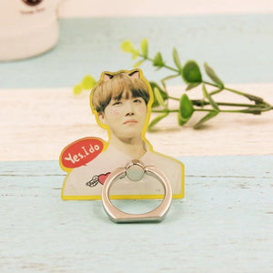 BTS Cute JungKook and J-Hope Mobile Phone Ring w/ Multiple Designs 551183136287#3366973273236