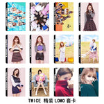 TWICE TT Album Collective and Individual Members PVC Lomo Cards 30pcs/set