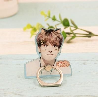 BTS Cute JungKook and J-Hope Mobile Phone Ring w/ Multiple Designs 551183136287#3366973273233