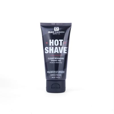duke cannon: hot shave 2oz