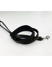 xs/small pet leash - black