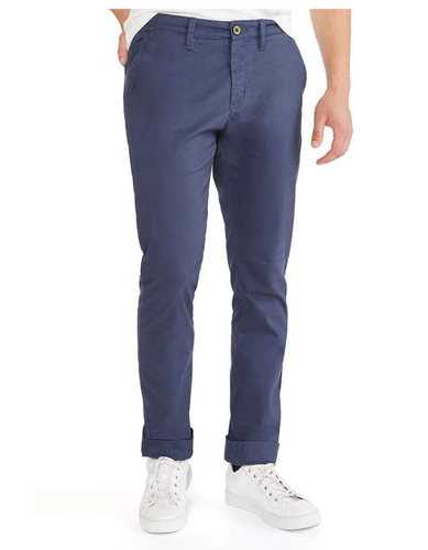 jachs ny: navy bowie stretch chino pant