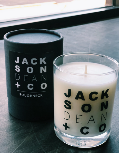 roughneck candle