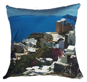 The Beach Art Cushion