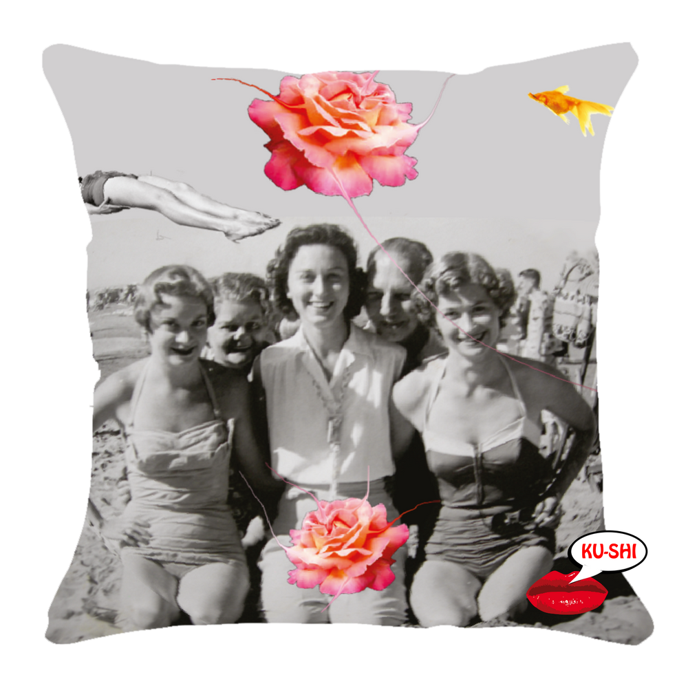 Design Art Cushion