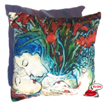 Lovers Printed Art Cushions