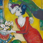 Art - Happy Birthday dear Chagall