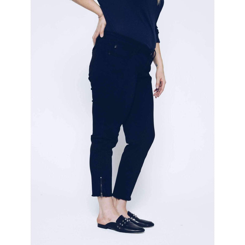 Zoey Skinnies-Black