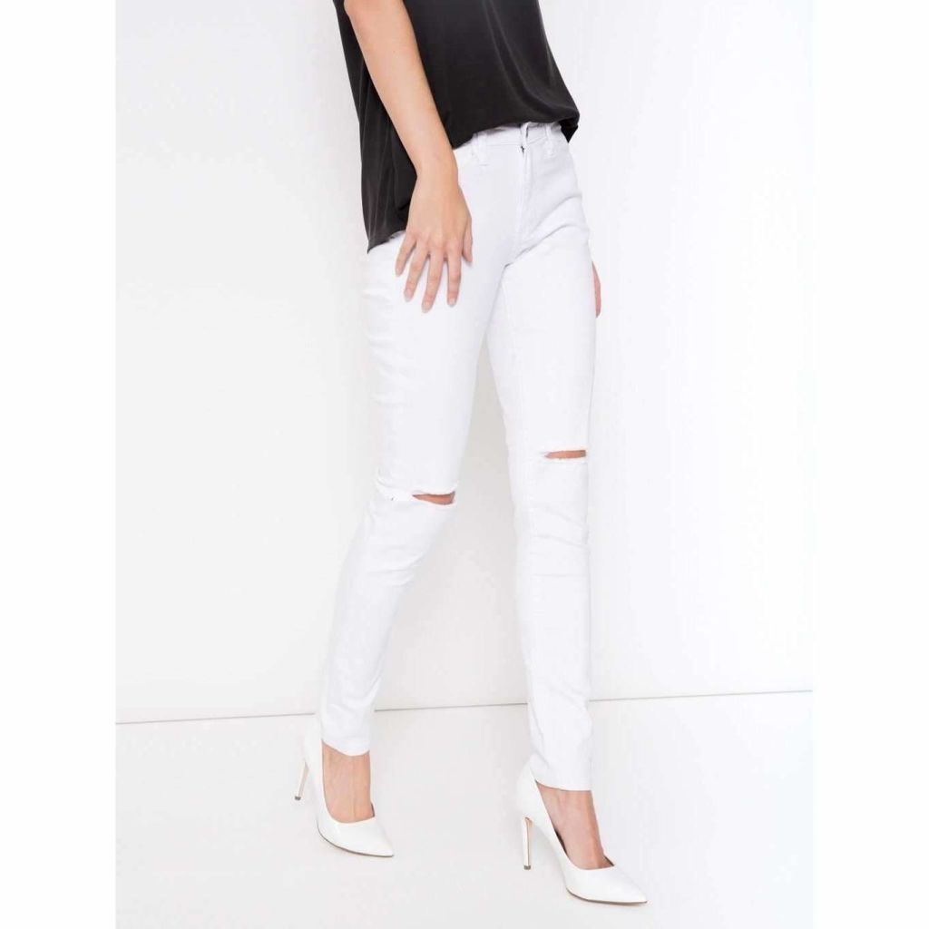 KanCan White Skinnies