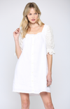 Hamptons Embroidery Dress