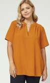 Thea V-Neck Blouse