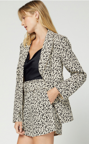 Catty Business Blazer